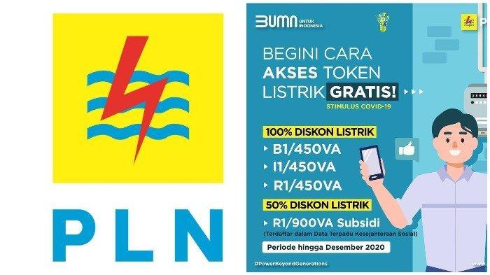 Klaim Token Listrik Gratis PLN Bulan Desember 2020: Login www.pln.co.id atau via WhatsApp