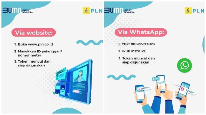 Login Www Pln Co Id Untuk Token Listrik Gratis Januari 2021 Siapkan Nomor Meteran Tribunnews Com Mobile