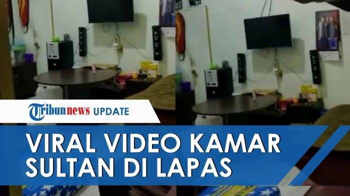 KLARIFIKASI Kalapas Lhokseumawe soal Video Viral Kamar Sultan, Berkali-kali Bantah Bukan untuk Napi