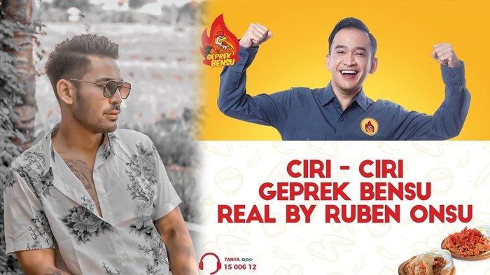 Robby Purba klarifikasi soal vlognya yang diplintir akun tak bertanggung jawab dan rugikan bisnis Ruben Onsu