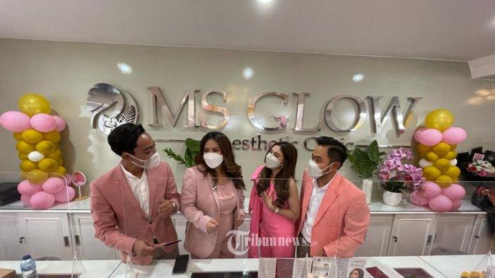 Klinik Kecantikan MS Glow.