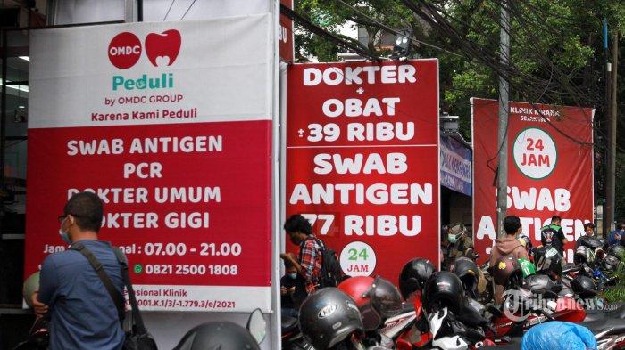 Harga Test PCR di Indonesia Lebih Mahal Dibanding India, IDI: Biaya Masuk & Pajaknya Sangat Tinggi