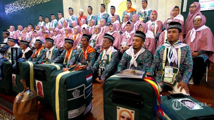 Jemaah Haji Kalbar Tertua 93 Tahun, Tanggal 14 Mulai Pemberangkatan