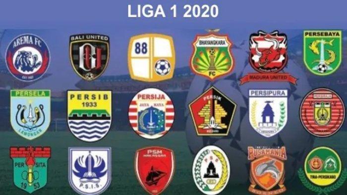 Klasemen Terbaru Liga 1 2020 - Bali United Tempel Ketat PSM di Puncak