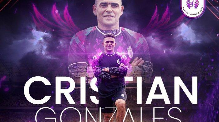 Cristian Gonzales Resmi Gabung RANS Cilegon FC, Raffi Ahmad Percayakan Tanggung Jawab Penting