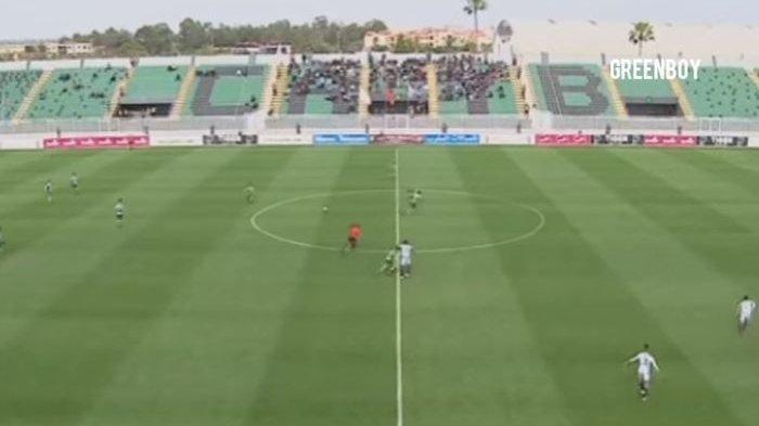 VIDEO - Klub Liga Maroko Selebrasi Selfie Bareng tapi Berujung Kesialan