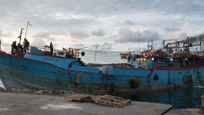 Korban Terakhir Tenggelamnya Kapal KM Sanjaya di Maluku Ditemukan Tewas, Mayat Sulit Dikenali