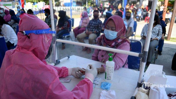 Kasus Positif Corona Bertambah 1.671, Jawa Timur Laporkan Lebih dari 400 Kasus Baru