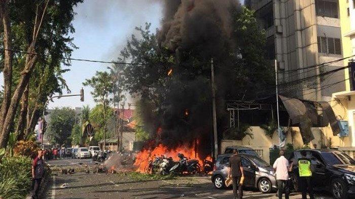 Diduga Akun Ini Terlibat Jaringan Teror Bom Surabaya, Warganet Minta Polisi Menangkapnya