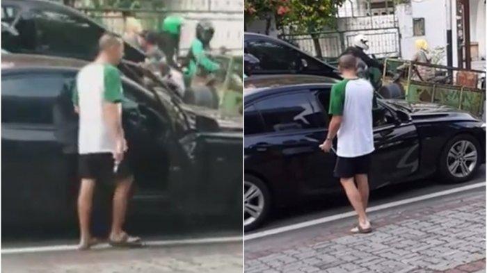Alasan Pengendara BMW Todongkan Pistol ke Pengemudi Lain di Jakarta Pusat