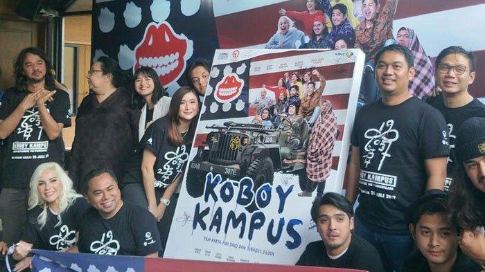 Berperan di Film Koboy Kampus, Jason Ranti dan Danilla Riyadi Mendapat Pujian dari Penonton
