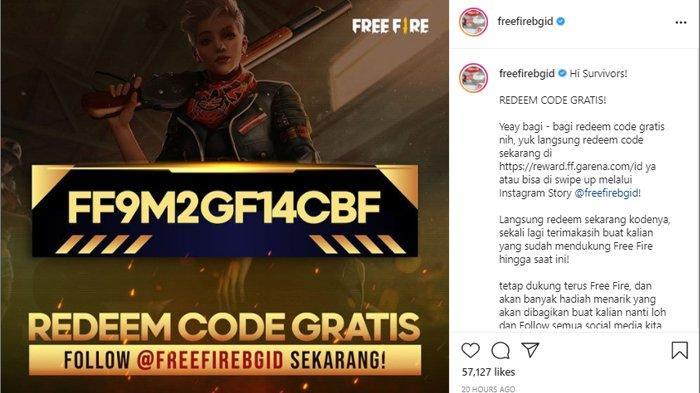 Kode Redeem FF 2 Agustus 2021 Terbaru, Berikut Cara Redeem Kode di https://reward.ff.garena.com/id