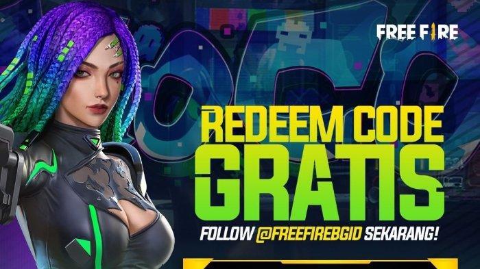 TERBARU! Kode Redeem FF Hari Ini 12 September, Klaim Sekarang di reward.ff.garena.com