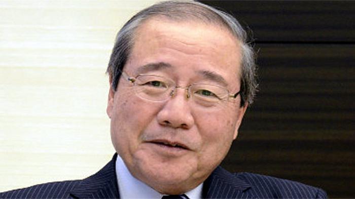 Koichi Miyata, Presiden Sumitomo Mitsui Financial Group  (SMFG)