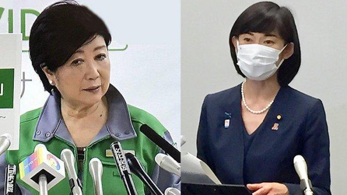 Perseteruan Koike dan Marukawa Terjadi Lagi Jelang 3 Bulan Penyelenggaraan Olimpiade Jepang