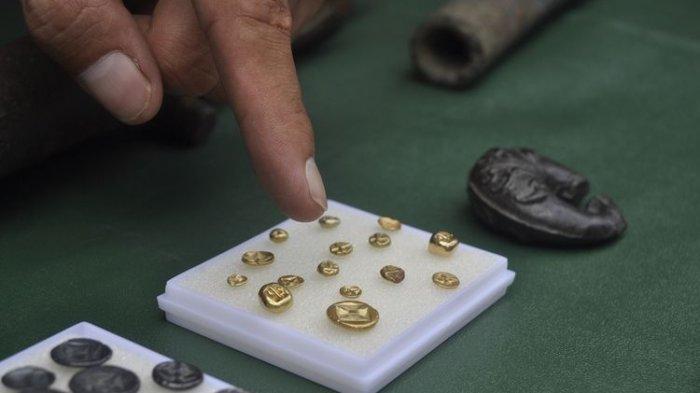 Cerita Perburuan Harta Karun Kerajaan Sriwijaya, Warga Dapat Emas di Gambut Berusia 3000 Tahun