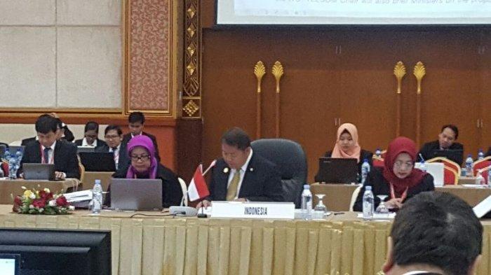 Menkominfo Dorong Pemimpin ASEAN Untuk Berkolaborasi Ciptakan Inovasi Ekonomi Digital