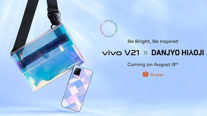 Berkolaborasi dengan Danjyo Hiyoji, Vivo V21 Bawa Semangat Kebersamaan Dukung Industri Fashion Lokal