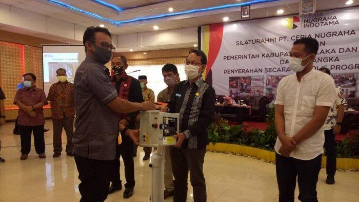 Industri Tambang Nasional Sumbang Ventilator Buatan UI ke RS Rujukan Covid-19