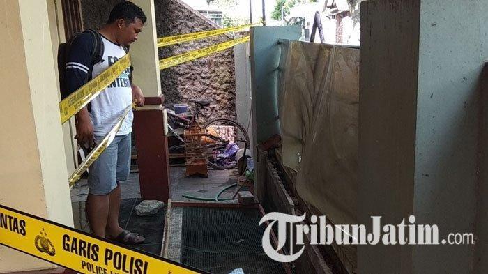 Gerebek Rumah Terkait Kasus Narkoba, Polisi Justru Temukan Buaya dan 2 Ular Piton di Dalam Rumah