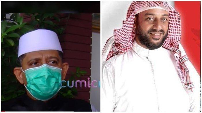 Habib A Rahman Alhabsyi Kabarkan Kondisi Terkini Syekh Ali Jaber, Progresnya Terus Membaik
