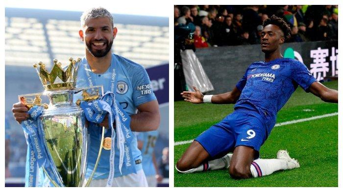 Prediksi Skor Man City vs Chelsea Liga Inggris, Adu Tajam Aguero-Tammy, hingga Prakiraan Line-up
