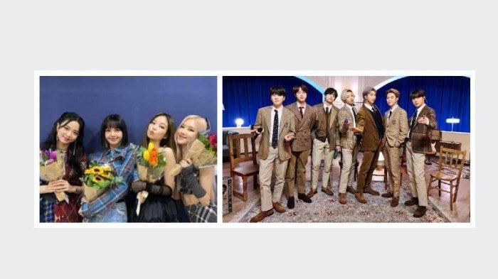 BTS dan Blackpink Raih Penghargaan Gold House 2021 A100 List