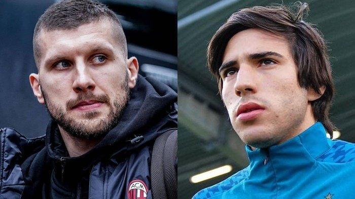 DAFTAR Pemain AC Milan Hadapi Lazio: Sempat Diragukan Cedera, Rebic & Tonali Ada di Skuad