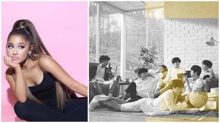 BTS, Ariana Grande, hingga Ronaldo, 6 Selebriti Internasional yang Sukses Pecahkan Rekor Dunia
