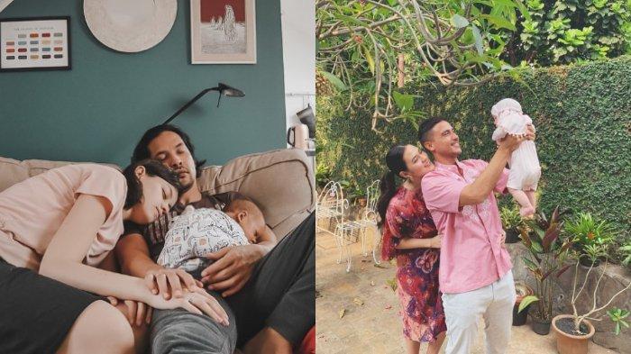 Kaleidoskop 2019: 6 Pasangan Artis yang Punya Anak Pertama di 2019, Raisa-Hamish hingga Tasya-Randi
