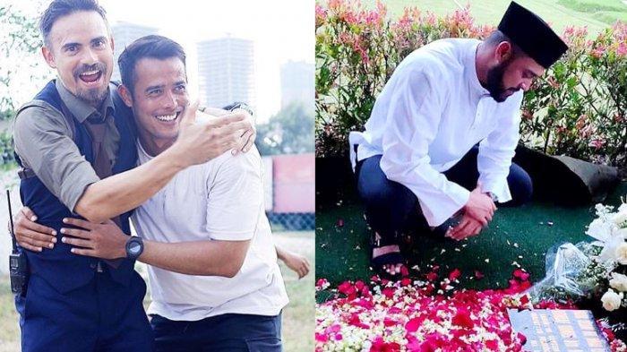 Aktor Malaysia Kenang Persahabatan Sejati dengan Ashraf: Wajahnya Selalu Cerah saat Bahas Bunga