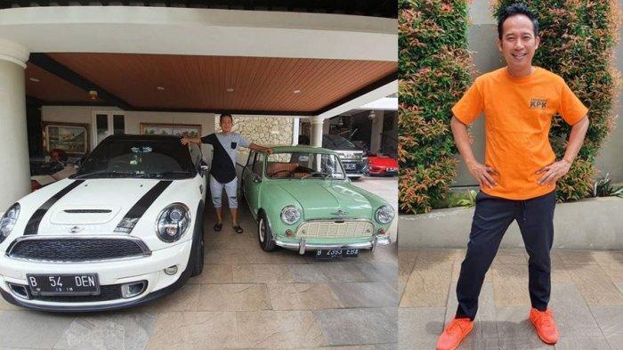 Kini Koleksi Mobil Mewah, Denny Cagur Kenang Mobil Pertama ...