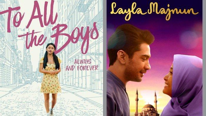 Daftar Film hingga Serial Baru yang Tayang Februari di Netflix, Ada To All The Boys dan Layla Majnun