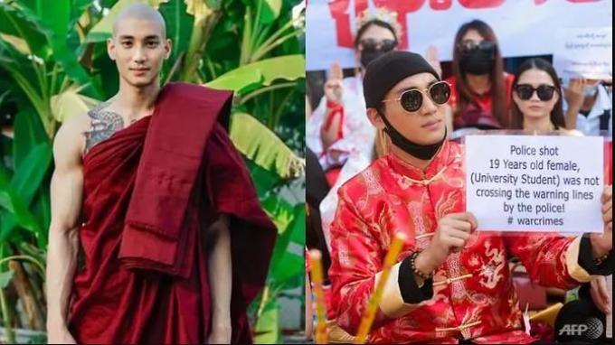 Junta Myanmar Kerahkan 50 Tentara untuk Tangkap Aktor Paing Takhon, 120 Selebriti Jadi Buron Militer
