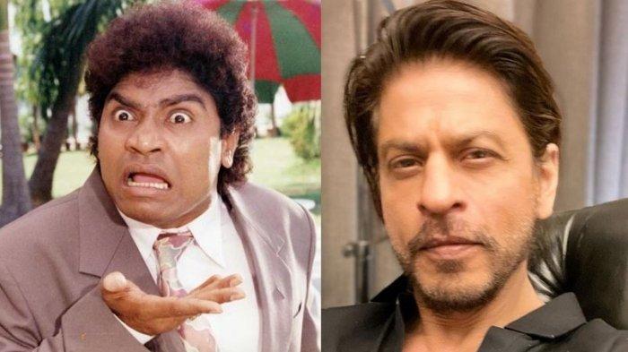 Cerita Sedih Johnny Lever di Balik Peran Kocaknya di Film India, Ungkap Kebaikan Hati Shah Rukh Khan