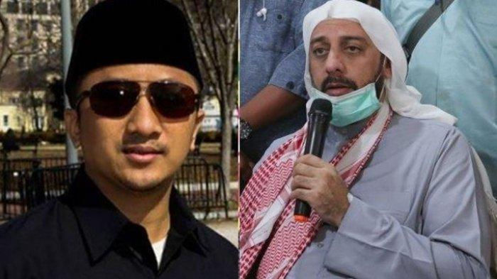 Ustaz Yusuf Mansur Ceritakan Kondisi Terakhir Syekh Ali Jaber yang Sempat Kritis sebelum Meninggal