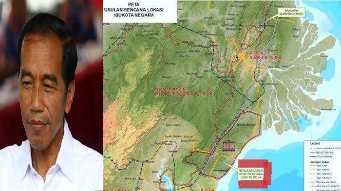 5 Alasan Buat Presiden Jokowi Kepincut Pilih Kaltim Jadi Lokasi Ibu Kota Baru, Lahan?