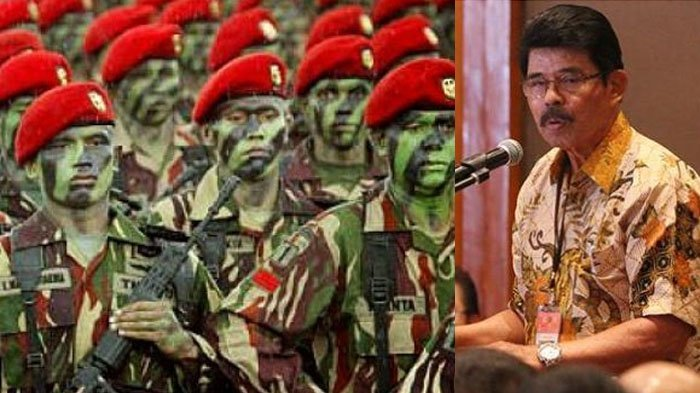 Kesaksian Sintong Panjaitan Lihat Detik-detik Anggota TNI Marah Gagal Jadi Kopassus, Simak Endingnya