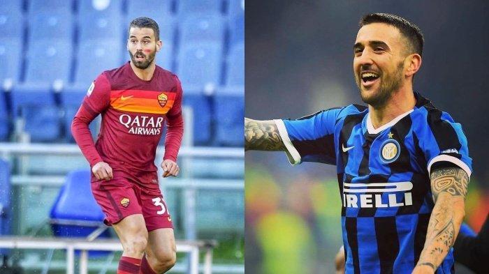 PREDIKSI Susunan Pemain AS Roma vs Inter Milan Liga Italia: Spinazzola Kembali, Vecino Masih Cedera