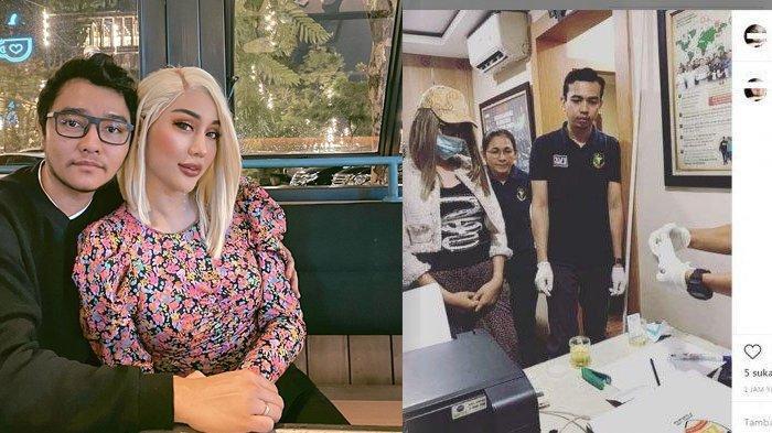 Ditangkap Bareng Lucinta Luna Terkait Narkoba, Identitas Abash Buat Polisi Garuk-garuk: Itu Istrinya