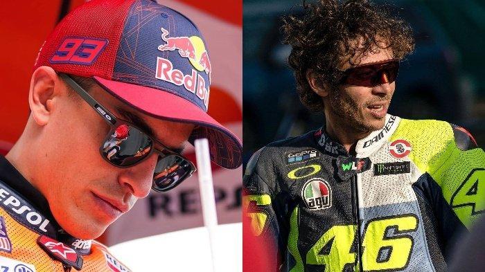 JADWAL FP1, FP2 MotoGP Italia 2021 di Sirkuit Mugello: Marquez Bandingkan Mentalitasnya dengan Rossi