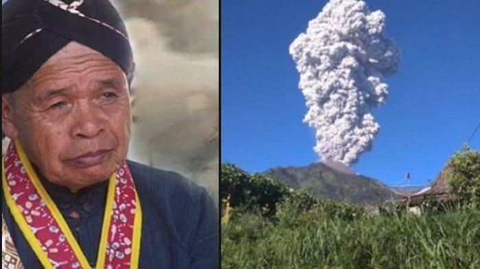 Mbah Maridjan dan <a href='https://manado.tribunnews.com/tag/gunung-merapi' title='GunungMerapi'>GunungMerapi</a>