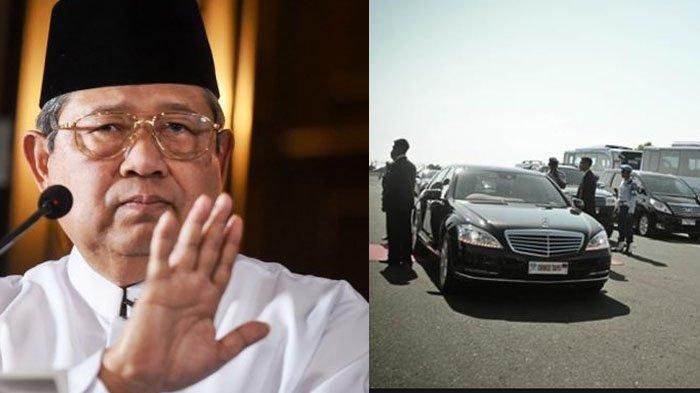 Ternyata SBY Berbuat Tak Lazim Agar Lolos dari Kemacetan, Paspampres Sampai Dibuat Kalang Kabut