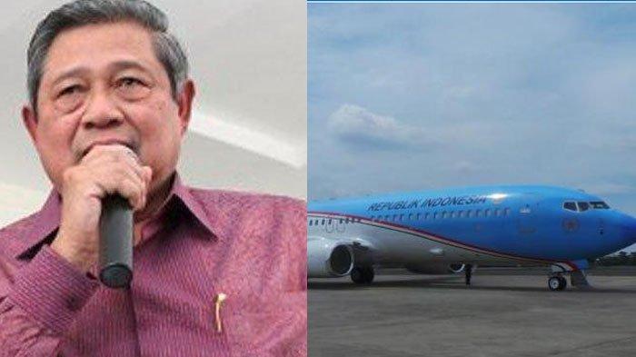 Kolase SBY dan Pesawat Kepresidenan