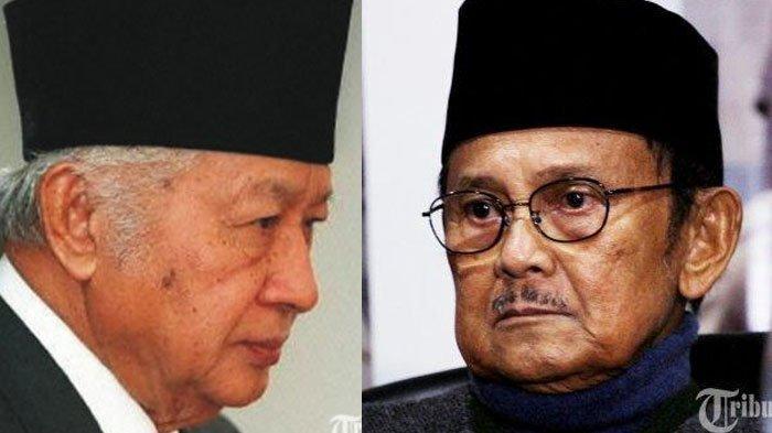 Saat Sakit Tak Mau Dijenguk, Terungkap Kisah Soeharto yang Ngambek kepada Habibie