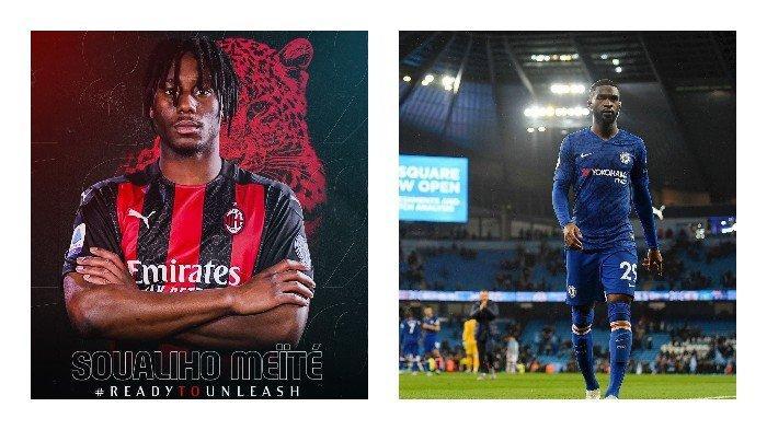 Setelah Soualiho Meite, Bek Muda Chelsea Segera Jadi Pemain Kedua yang Diresmikan AC Milan