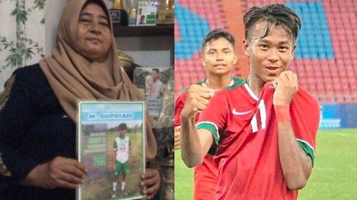 Aksi Sensasional Mochamad Supriadi Harus Dibayar dengan Cedera