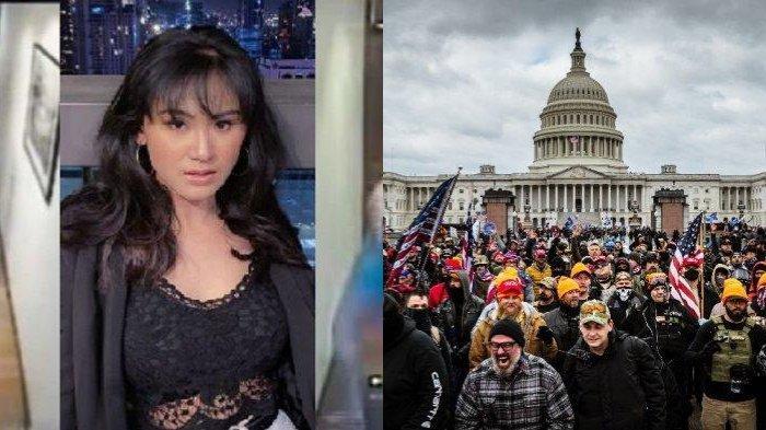 POPULER INTERNASIONAL: Rekaman CCTV Sebelum Christine Dacera Tewas   Kerusuhan di Capitol