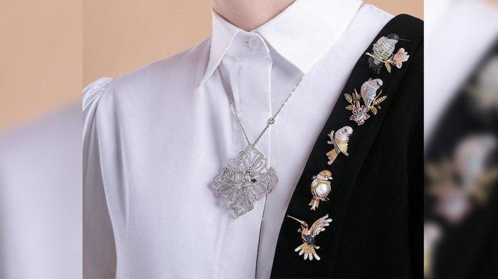 """Mondial Luncurkan """"Fantasy"""", Koleksi Perhiasan Berlian Mewah Terbaru yang Gambarkan Keindahan Alam"""