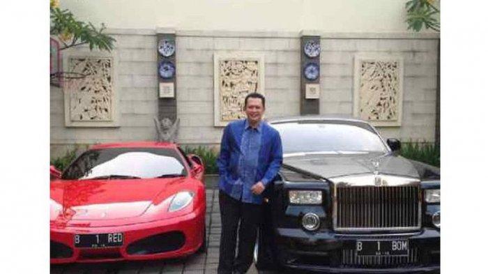 'Di Jalan Sini, ya Cuma Bambang Soesatyo yang Punya Mobil-mobil Keren'